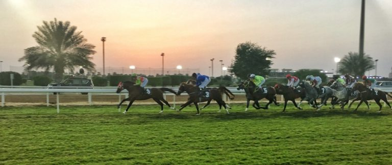 Horse Racing Distances